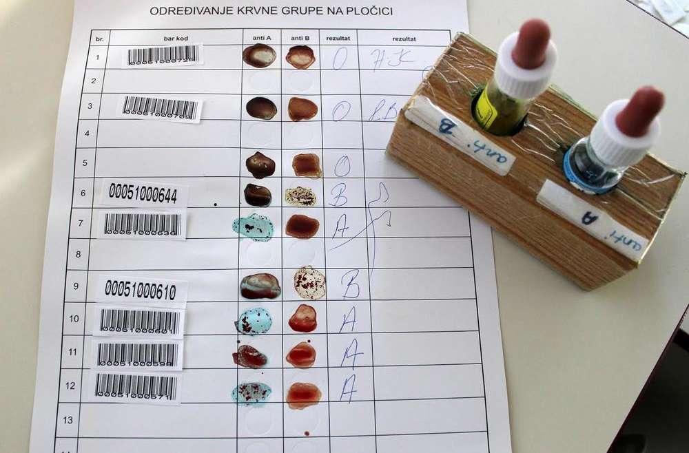 Naučnici došli do zapanjujućeg otkrića u vezi krvnih grupa, ali BUDITE OPREZNI!